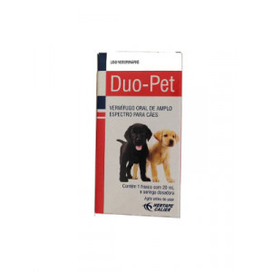 Duo-Pet - 20mL