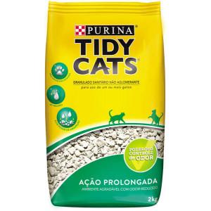 Areia Higiênica Tidy Cat - 2kg