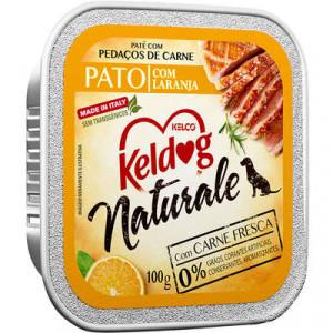 Keldog Patê Naturale  Pato com Laranja - 100g