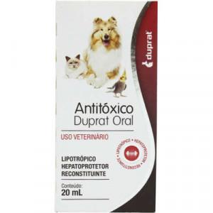 Antitóxico Duprat Oral - 20ml