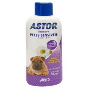 Astor Peles Sensíveis - 500ml