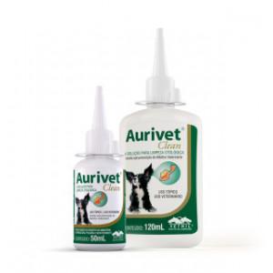 Aurivet Clean - 50ml/ 120ml