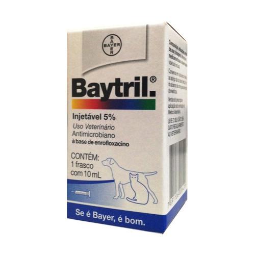 Agrotela - Baytril Injetável 5% d4f44f5c7e9b8