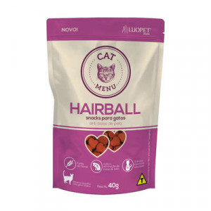 Cat Menu - Hairball - 40g
