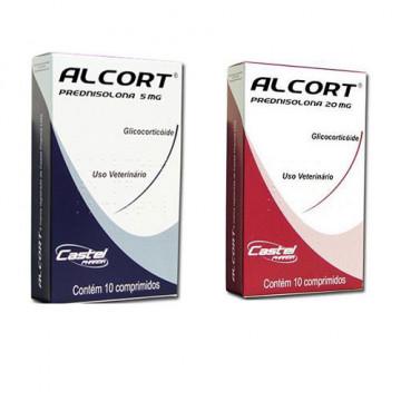 Alcort - 5mg/20mg - 10 comprimidos