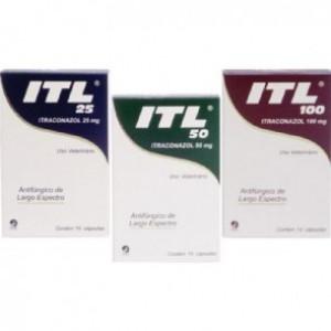 ITL - 25mg/50mg/100mg