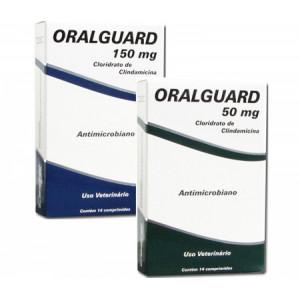 Oralguard - 50mg/150mg - 14 comprimidos