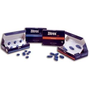 Zitrex - 100mg/500mg