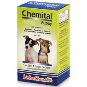 Chemital Puppy - 20ml