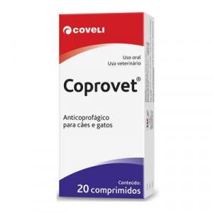 Coprovet - 20 comprimidos