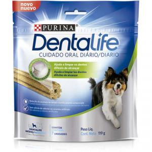 Petisco Dentalife para Cães Raças Médias - 51/119g