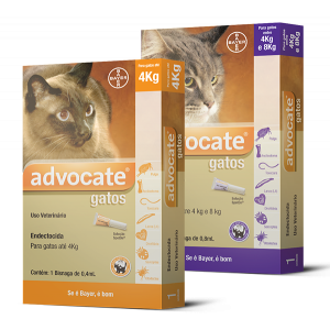 Advocate Gatos – 0,4ml ou 0,8ml