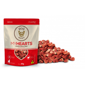 Dog Menu - My Hearts - 60g
