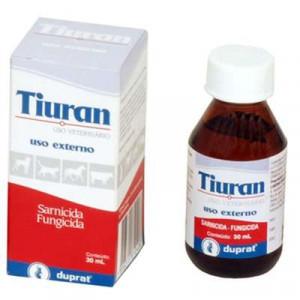 Tiuran Solução - 30ml/100ml