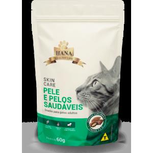 Hana Nuggets Snack Skin Care Gatos - 60g