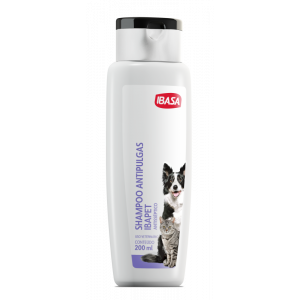 Shampoo Anti pulgas Ibasa - 200ml