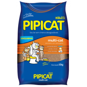 Pipicat Multi-cat - 12kg
