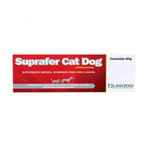 Suprafer Cat Dog - 80g