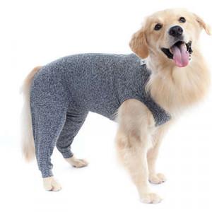 Protetor de Membros Posteriores Pet Med Dry Color para Cães