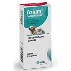 Azium - 20 comprimidos