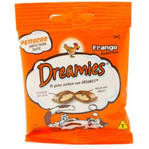 Petisco Dreamies sabor Frango - 40g