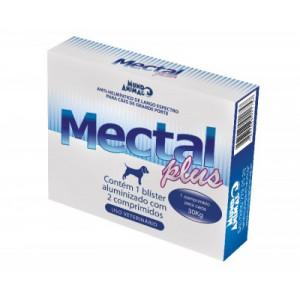 Mectal Plus - 30kg - 2 comprimidos cartela