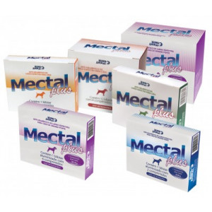 Mectal Plus - 10kg -  4 comprimidos cartela