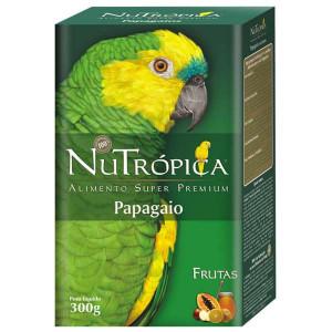 Nutrópica com Frutas para Papagaio - 600g