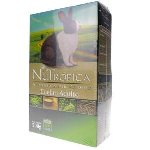 Nutrópica para Coelho Adulto - 500g