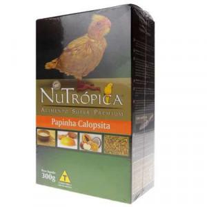 Papinha para Calopsitas Nutrópica - 300g