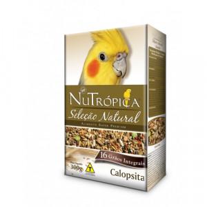 Nutrópica Seleção Natural Calopsitas - 300g