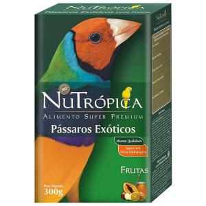Pássaros Exóticos Nutrópica - 300g
