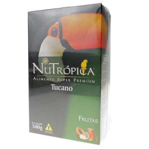 Nutrópica com Frutas para Tucano  - 500g