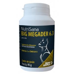 Big Megaderm  6,3 - 60 comprimidos