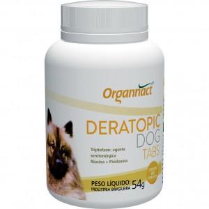Deratopic 54g - 60 comprimidos