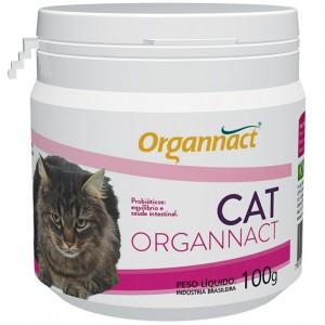 Cat Organnact Probiótico - 100g