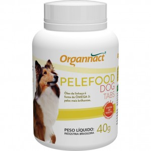 PeleFood 40g - 20 comprimidos