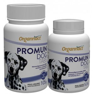 Promun Dog Tabs 52,5g/ 105g - 60 comprimidos