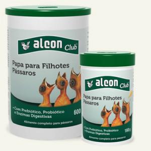 Alcon Club Papa para Filhotes Pássaros - 160g/600grs