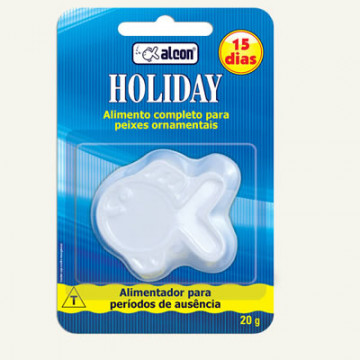 Alcon Holiday - 15 dias