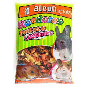 Alcon Club Roedores Sabor Frutas e Legumes - 75g