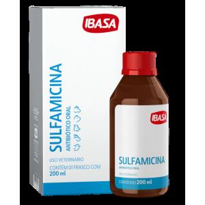 Sulfamicina Antibiótico Oral - 20ml