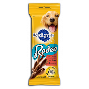 Pedigree Rodeo sabor Carne - 70g