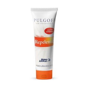 Pulgoff Repelente Cicatrizante - 60g