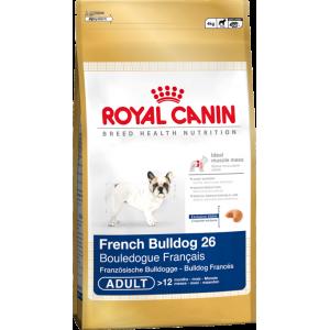 Royal Bulldog Francês Adult -2,5kg/7,5kg
