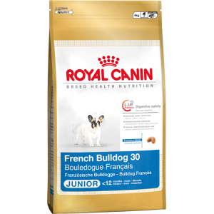 Royal Bulldog Francês Junior - 2,5kg