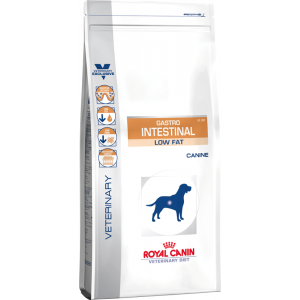 Royal Canin Gastro Intestinal Low Fat - 1,5kg/10kg