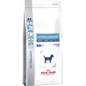 Royal Canin Hypoallergenic Small Dog - 2kg/7,5kg