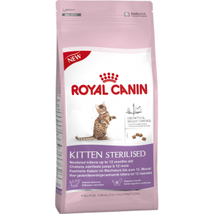Royal Kitten Sterilised - 400g/1,5kg