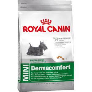 Royal Mini Dermacomfort - 1kg/2,5kg/7,5kg